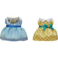 Sylvanian Families Město Sada oblečků modrý a žlutý