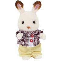 Sylvanian families Nábytek chocolate králíků - bratr a umývárna 3