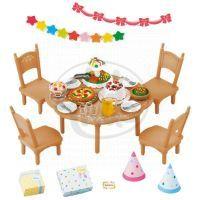 Sylvanian families  Nábytek - party set
