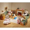 Sylvanian Families Obývací pokoj Deluxe set 2