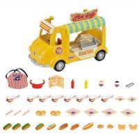 Sylvanian Families Pojízdný obchod s Hot dogy 2