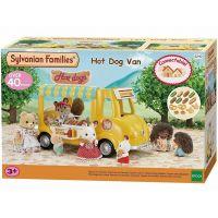 Sylvanian Families Pojízdný obchod s Hot dogy 4