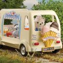 Sylvanian Families Pojízdný obchod se zmrzlinou 5