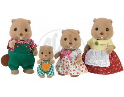 Sylvanian Families Rodinka bobři