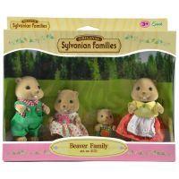 Sylvanian Families Rodinka bobři 2