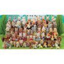"""Sylvanian families Rodina """"chocolate"""" králíků 2"""