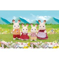Sylvanian Families Rodinka chocolate králíků 2