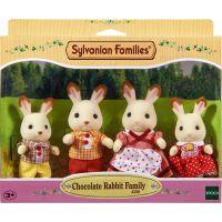 Sylvanian Families Rodinka chocolate králíků 3