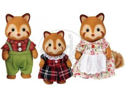 Sylvanian Families Rodinka červené pandy