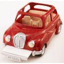 Sylvanian families  Rodinné auto červené 3