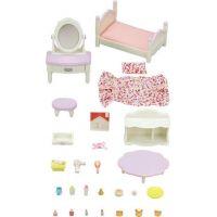 Sylvanian Families Set ložnice s toaletkou pro slečnu