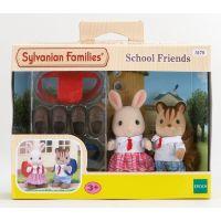 Sylvanian Families Školáci 4