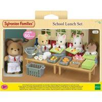 Sylvanian Families Školní obědy set 2