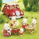 Sylvanian Families Střešní nosič s piknik setem 3