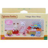 Sylvanian Families Venkovský obchod s obuví 3