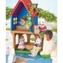 Sylvanian Families Zábavný hrací domeček u moře 3