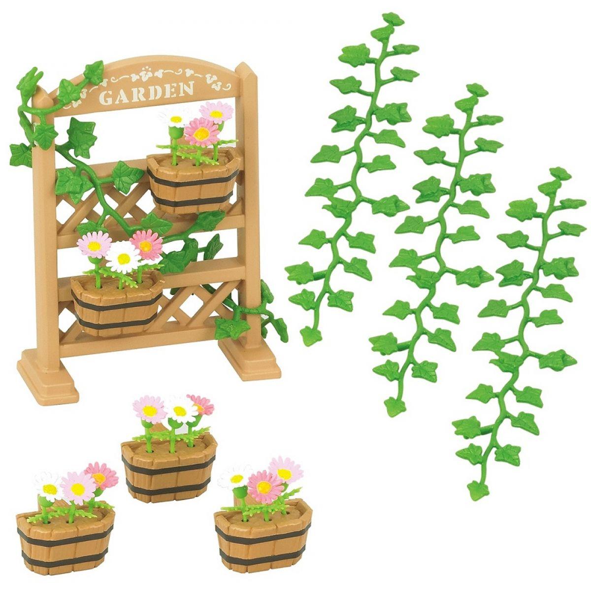 Sylvanian Families 5224 Nábytek zahradní dekorace