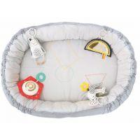 Taf Toys Hrací deka & hnízdo s hudbou pro novorozence 3