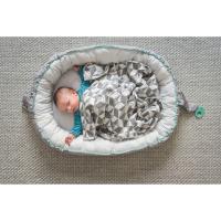Taf Toys Hrací deka & hnízdo s hudbou pro novorozence 5