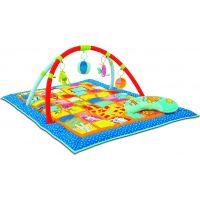 Taf Toys Hrací deka s hrazdou Zvídálek - Poškozený obal