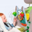 Taf Toys Hudební pultík do auta Sova 2