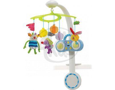 Taf Toys Kolotoč se vstupem pro MP3 přehrávač