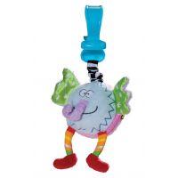 Taf Toys Skákající míček modrý
