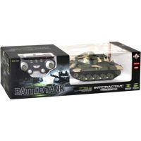Tank na dálkové ovládání - Zelená 2