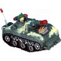 Teddies Tank narážecí 18 cm