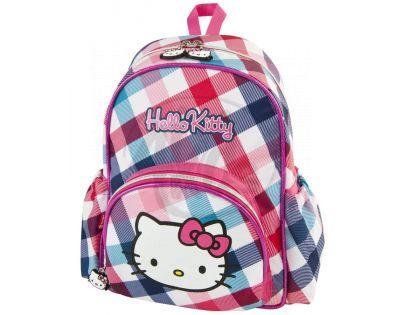 Target Hello Kitty Batoh dětský růžovo/světle modrý
