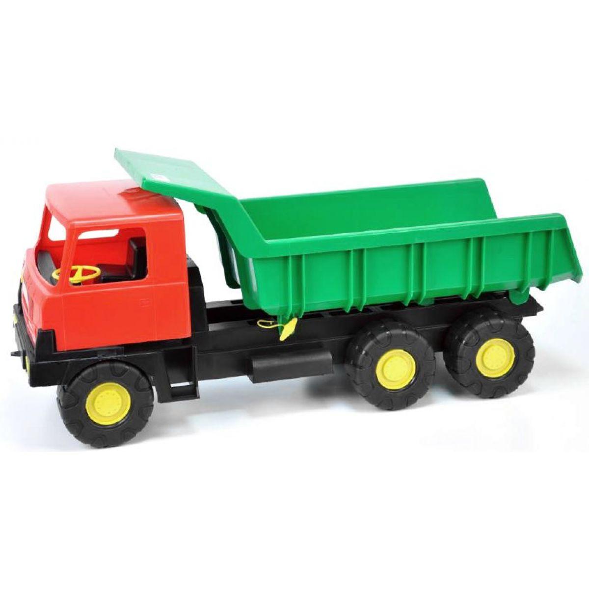 Tatra 815 Korba zelená kabina červená 75 cm
