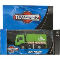 Alltoys Teamsterz city nákladní automobil - Čistič
