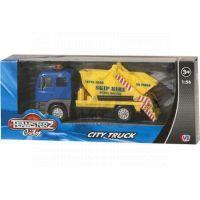 Alltoys Teamsterz city nákladní automobil - Kontejner
