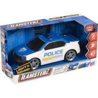 Teamsterz policejní auto se zvukem a světlem 4