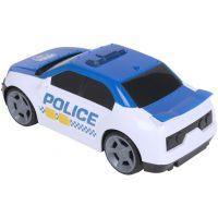 Teamsterz policejní auto se zvukem a světlem 2
