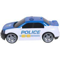 Teamsterz policejní auto se zvukem a světlem 3