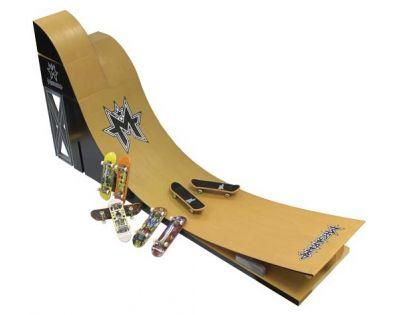 Tech Deck Mega rampa