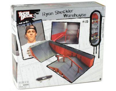 Tech Deck Sheckler Park