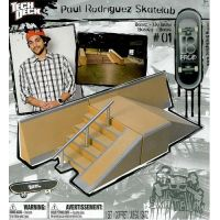 Tech Deck Skate Park Paul Rodriguez 01
