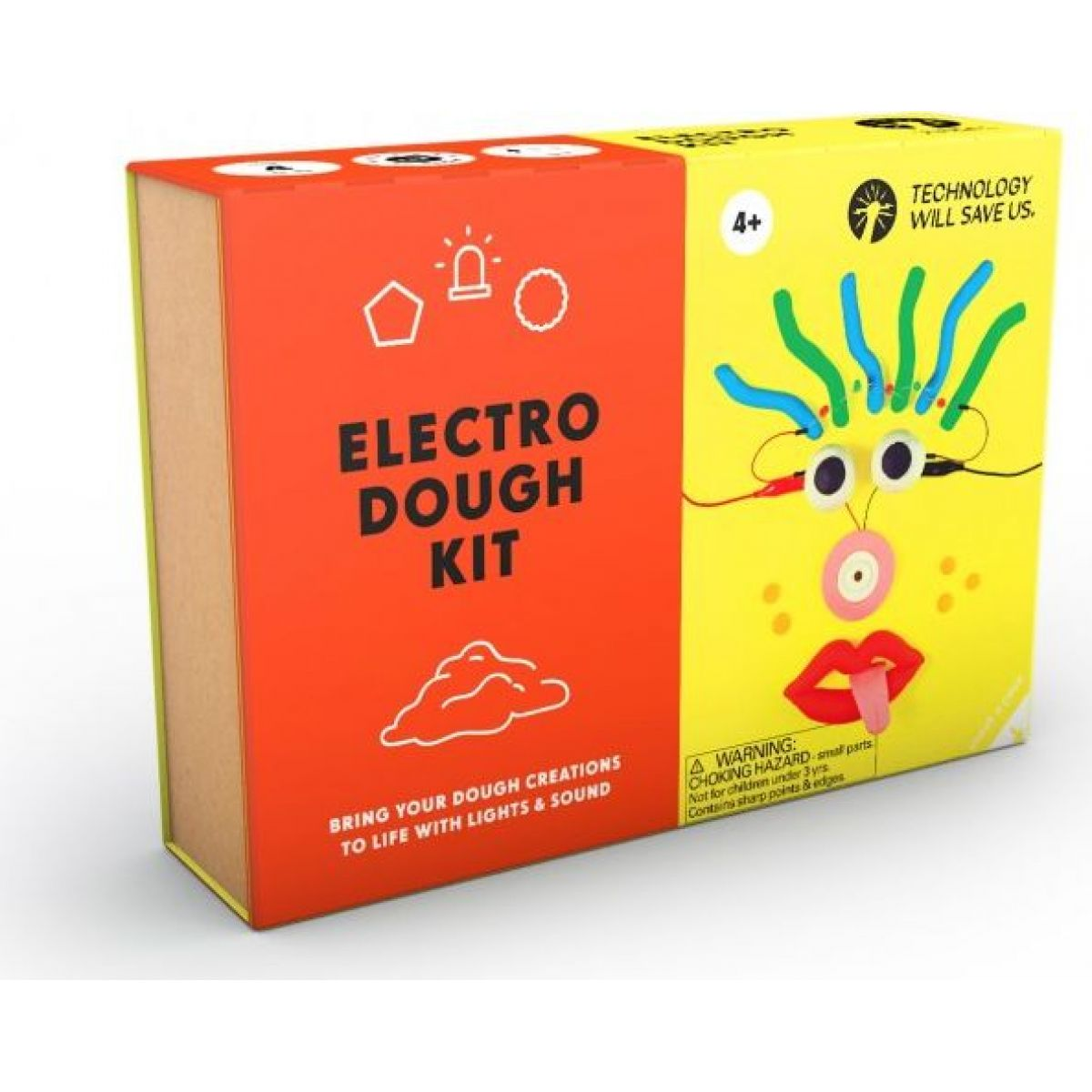 Tech Will Save Us Electro Dough Kit Dual Language