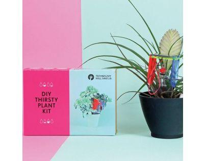 Tech Will Save Us Thirsty Plant Kit Dual Language