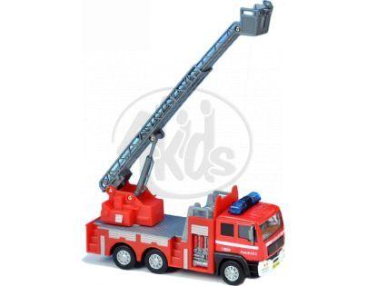 Auto hasiči česky mluvící 17 cm