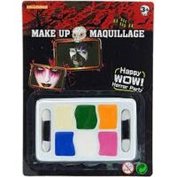 Barvy obličejové na karneval