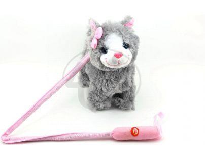 Chodící Kočka na tyčce