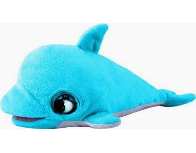 Delfínek Holly plyš 30 cm se zvukem