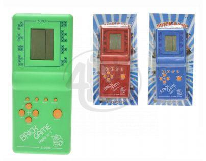 Digitální hra Brick game 19x8cm