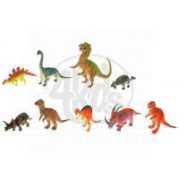 Dinosaurus 10 - 19 cm 9ks