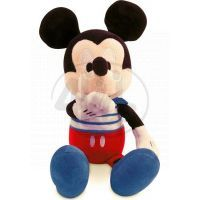 Teddies Disney Mickey plyšový se zvuky