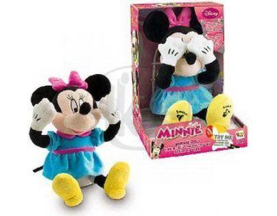Disney Minnie plyšová se zvuky 22 cm