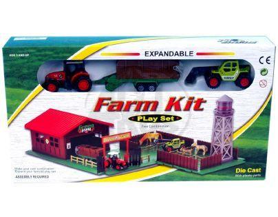 Sada farma plastová